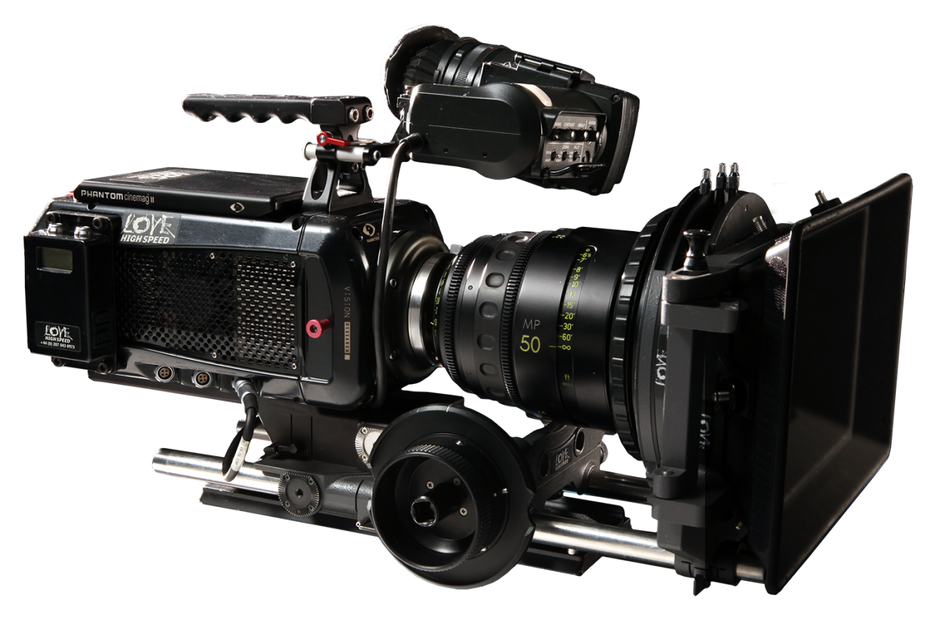 Phantom Flex Love High Speed